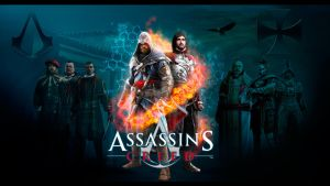 Assassins Creed by aeli9
