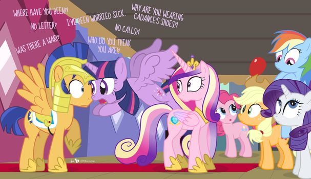 A Sight for Sore Eyes by dm29