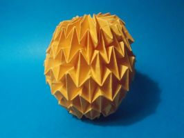 Origami Magic ball by OrigamiFolder13