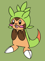 Chespin by Chespin
