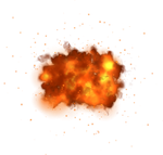 misc fie explosion element png by dbszabo1