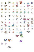 Pokemon XY Sprites (OLD, WILL BE UPDATED...MAYBE)