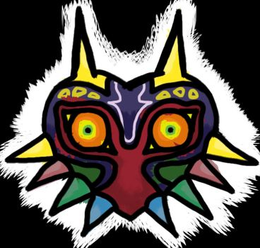 Majoras Mask by BrownMarten