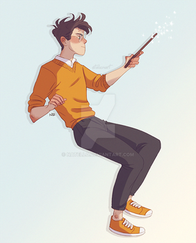 Harry by Natello
