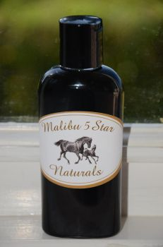 Activated Charcoal Spa Gel by Malibu5StarNaturals