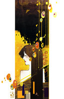 Klimt's Beauty and the Beast by sycamoreleaf
