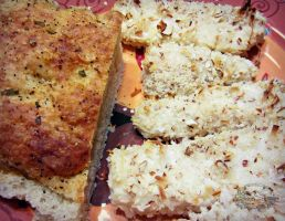 Coco-Nutty Crusted Halibut by CrazedByCalliope