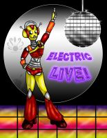 Electric Live Disco Diva Bot by Pearllight180