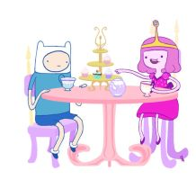 Tea Time by techno-ink