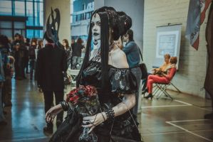 Gothic dead Girl by NonMei
