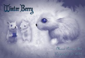 Winter Berry by marphilhearts