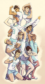 What team? by Masthya