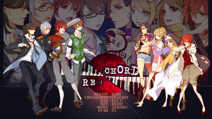 SCB2014: RE:CHORD Group by tofumi