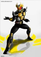 Kamen Rider AGITO by tendou