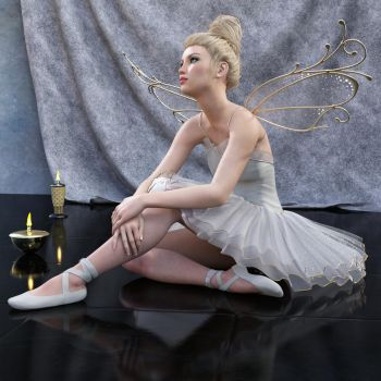 The Dancing Swan by Roy3D