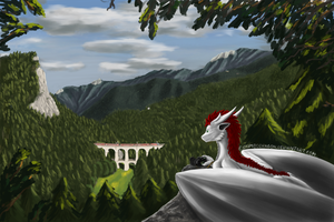 Feral Photographer by SkimboDragon
