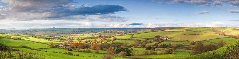 An English Countryside - The Big Picture by BFGL