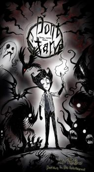 Don't Starve :Insanely Twisted Shadow World by RavenBlackCrow