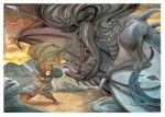 Eowyn and the Nazgul by kyla79