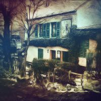 Au Lapin Agile by SwiFecS