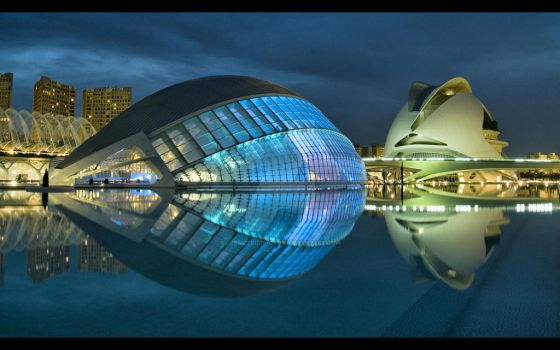 Architecture - Equalized by geometricphotos