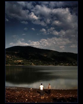 Two man by Fembi