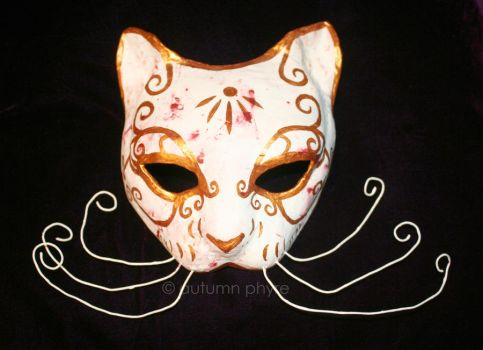 Splicer Mask by AutumnPhyre