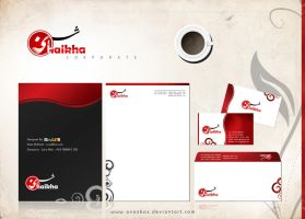 Shaikha Corporate .. by anasbox