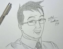Markiplier In Cyndago's The Mormons by TaCt1KaLxFa1L