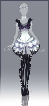 (PENDING) Adopt Auction - Outfit 27 by cathrine6mirror