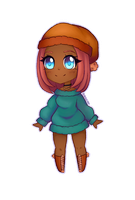 Lori Chibi Crayon by Lady-Sweetart