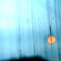 dirty window and a fake-sun by EvaShoots