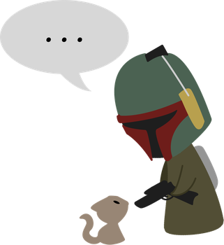 Boba and the Kitty by Chanjar1