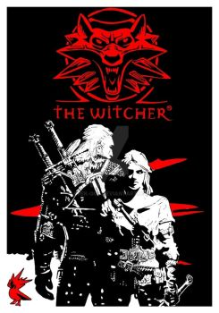 The Witcher by Arek-OGF