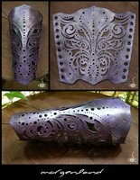 Butterfly arm band by morgenland