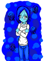 Inside Out: Sadness by CarlyChannel