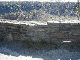 stone wall 2 by shortcakesnail-Stock