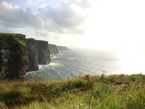 Cliffs Of Moher by CanadasGirl