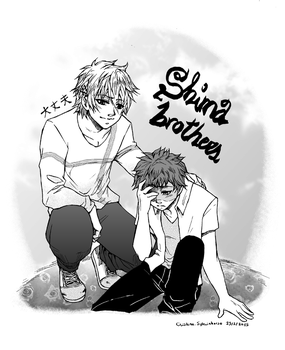Shima brothers [AnE vol.13] by CrisFHatena