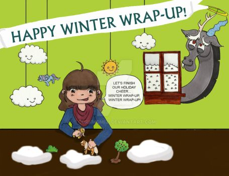 Winter Wrap-up! by cornmomiji