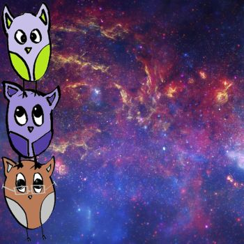 Owl Totem by hipsterowls