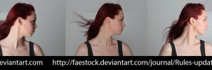 Face lighting reference 5 by faestock