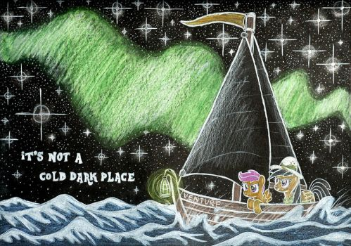 It's Not a Cold Dark Place cover image by do-you-sell-crisps