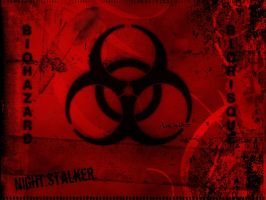 Biohazard Wallpaper by Dire-And-Dreary