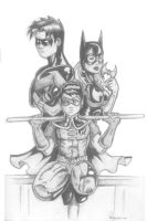 The Trio by Fatalist555