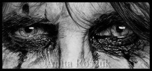 The Eyes of Alice Cooper by Red-Szajn