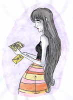 The  letter by DemonCartoonist