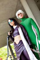 Young Avengers- Hawkeye and Speed by twinfools