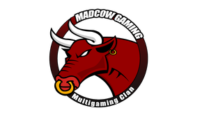 Madcow Gaming - Avatar/Icon Logo Version 2 by Pellia