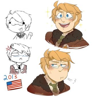 APH america redraws by mk--doodle